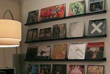 Audio Den / Audiophile shrine to music and classic vinyl records.