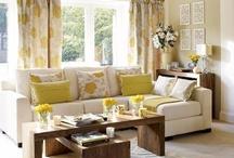 living room decor / by Fourteen Countess