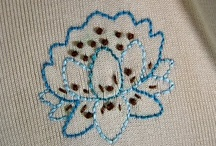 embroidery / by Fourteen Countess