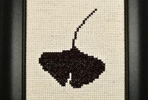 cross-stitch / by Fourteen Countess
