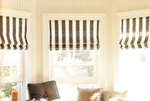 window treatment ideas / by Fourteen Countess