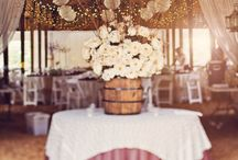 Chic Rustic Wedding Inspirations
