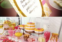 Birthday Party ideas  / by Victoria Williams