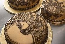 Cake crafts... / I occasionally make decorated cakes, these give me inspiration to try ....