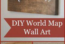DIY tips tricks & ideas