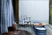 Outdoor Rooms & Decks / by Summer Rose