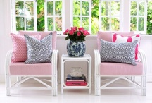 Navy & Pink Style  / Color Combos I Love / by Boatman Geller