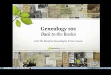 Ancestry.com Videos / by Ancestry Official