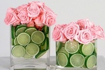 Color | Pink & Green / Pink & Green Inspiration. Preppy. Classic.