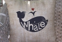 Preppy Whale Style / by Boatman Geller