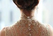 ELEGANCE / Weddings, Balls, Parties, lace
