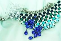 Glitters + Stones / by :) kaylistic
