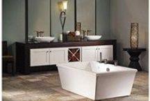 Bathroom Ideas / by Liliane Bavister