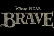 Disney - Pixar Brave / Introducing Disney _ Pixar Brave Fine Art Collection