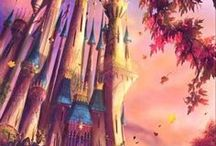 I love Disney... / Anything...Disney... is FUN...is COLORFUL...is WONDERFUL...and AMAZING!