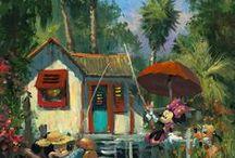 James Coleman...Originals from Disney Art On Main Street / Disney Art On Main Street is pleased to offer these originals by renowned Disney Fine Art artist James Coleman...view collection at www.disneyartonmain.com