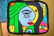 Bags and purses / Bags, purses, other useful fabric keepers