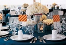 Nautical Weddings Style / Nautical Weddings  / by Boatman Geller