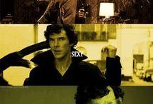 Sherlock :) / by Jessy Adams