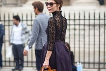 FABULOUS STYLES WE LOVE / #streetstyle #fashion #luxury #style #outfit