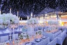 Winter Wonderland / Winter wedding 12/8/16 glam and love filled / by Jennifer Simson