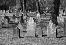 Cemeteries / Cemeteries can be an amazing resource for #FamilyHistory research. We will share interesting headstones we come across, information on the towns and the places your ancestors may have been laid to rest, and other tips to help you along the way.   If you plan to visit a cemetery, please read this 'etiquette' post before you go.   http://blogs.ancestry.com/ancestry/2013/11/04/cemetery-etiquette-graveyard-dos-and-donts/ / by Ancestry Official