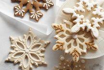 Christmas treats.