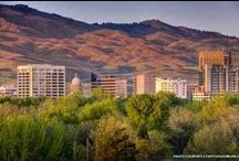 """A Dream """"Daycation"""" in Boise :) / Favorite places to soak up the sun, shop and eat in Boise, Idaho. / by Summer Rose"""