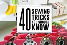Tutorials: Sewing Techniques 2 / Techniques and shortcuts to help you on your sewing adventures / by Mary Mayhew/ nonna_mahoo