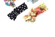 Top Knots / Head Wraps / Baby necessities