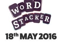 WordStacker® / WordStacker® …is The Word-Wrangling Game of High Stacks and Sabotage!  Score, Sabotage! and Win…  Play anywhere, set-up quickly and start stacking!  Create new words every time you play, win points and stack your way to victory. But beware, you may get sabotaged by your opponents because anyone can win this game of strategy and wordplay.  Exciting, absorbing, and infinitely replayable!