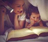 Entertainment: Children's Lit / While they are very young, read to them the great stories which have become immortal because of the virtues they teach. - Gordon B. Hinckley