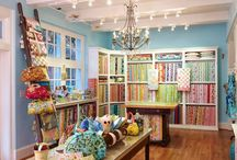Craft Room Ideas / For my craft room in progress. / by Christi Ragsdale