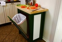 Organization / Stay organized with these DIY ideas, from creative kitchen storage to dream closets. / by DIY Network