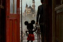 Vintage Disney  / Old Disney makes me happy.  / by Christi Ragsdale