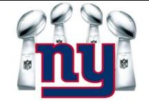 New York Football Giants / by Diana O