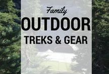 Get Outside! Outdoor Travel Destinations and Gear for Kids / Outdoor travel destinations and gear for kids: outdoor tips, destinations, backpacking advice, and gear for families who love the outdoors. #outdoors #camping #adventure #gear