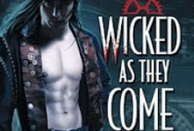 Wicked as They Come / The first in the Blud series from Pocket. Now available! http://www.amazon.com/Wicked-as-They-Come-Blud/dp/1451657889 / by Delilah S. Dawson
