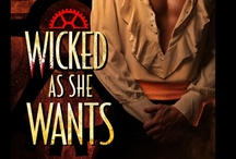 Wicked as She Wants / Winner of the RT Book Review May Seal of Excellence! True love's kiss isn't enough for this Blud princess. But blood and music may win her heart forever. . . . Delilah S. Dawson's delightfully dark series takes readers into a clever new world of endless discoveries and sensuous encounters that will leave them breathless. Available now! http://www.amazon.com/Wicked-as-She-Wants-Blud/dp/1451657900 / by Delilah S. Dawson