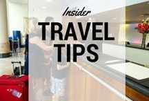 Family travel insider tips / Tips for family travel from road trips to air travel to everything in-between. #familytravel #vacation #tips