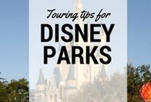 Disney Parks: Touring Tips / All things Disney parks! Best #Disney parks touring advice for both #Disneyland and #WDW from Pit Stops for Kids and our favorite Disney experts. Plan your Disney trip with these tips in mind.