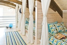 Beach House Bunk Rooms / by Cottage & Bungalow