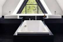 Interior | Bathroom / + Laundry Room / by H. Lis