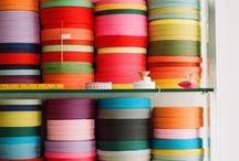 How To: Ribbon Storage