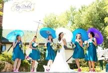 Adriana's real-life wedding