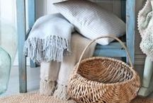Beach Cottage Love / No matter the size, these home decor ideas will turn your cottage into a luxury beach home.