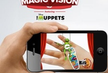 The Magic Window / Vuforia™ by Qualcomm brings a new dimension to mobile experiences through use of augmented reality.