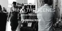 ADMIRAL ROW: Behind the Scenes / A view into AdmiralRow.com on our busy, nonsensical, sometimes fun days!!