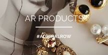 ADMIRAL ROW: Products / A sample of Admiral Row products that reflects the unique style of our customer...
