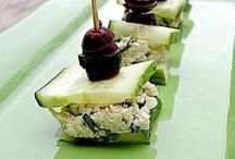 Eatin healthy / by Michelle Shakespear